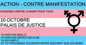 Toulouse : contre la Manif pour Tous @ Palais de Justicer
